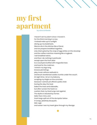 Page 67 of My First Apartment