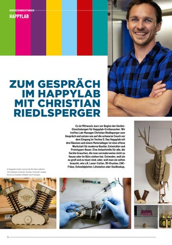 Page 34 of Im Happylab bei Christian Riedlsperger