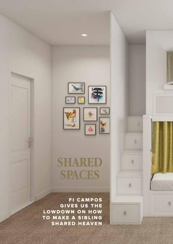 Page 10 of Shared Spaces - How to Style Them