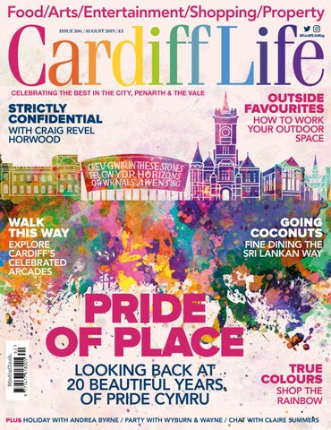 Cardiff Life - Issue 206 by MediaClash - issuu