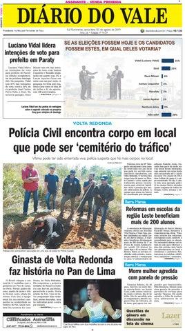 9129 - Diario - Sexta-feira - 02 08 2019 by Diário do Vale