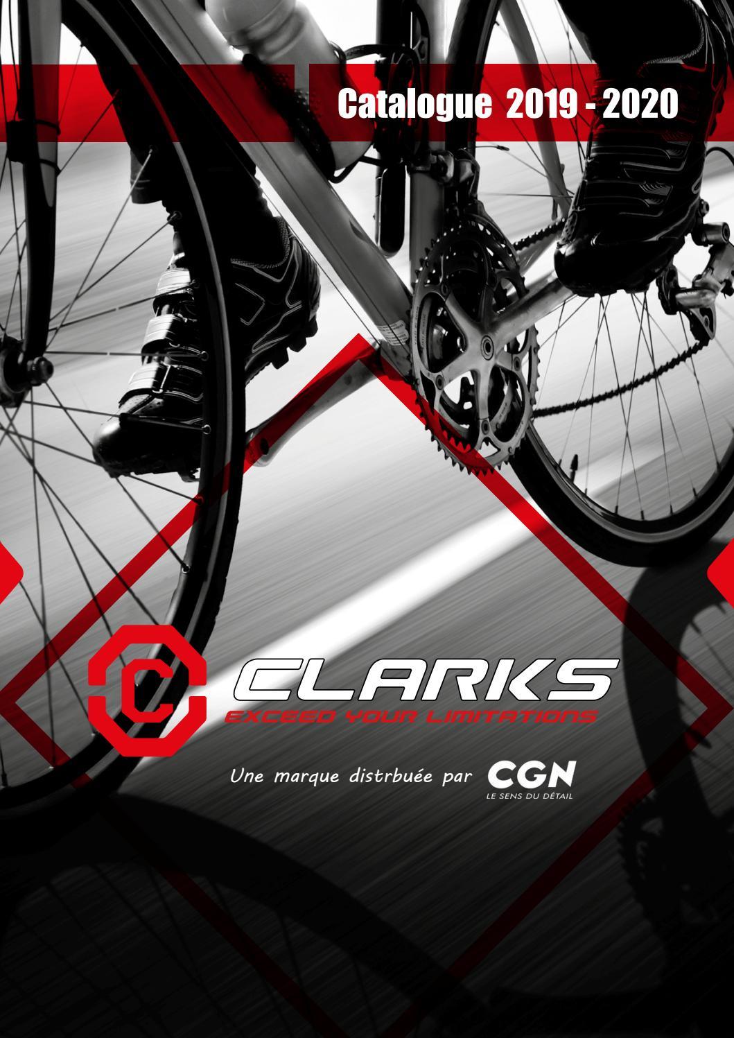 Clarks M2 hydraulique avant frein à disque Noir 160 mm