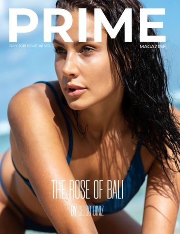 Page 1 of PRIME MAG July 2019 Issue #6 Vol.2