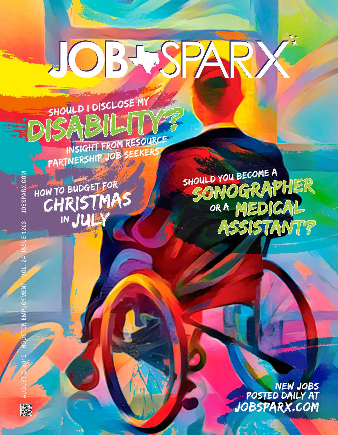 JobSparx Magazine - August 2, 2019 by JobSparx - issuu
