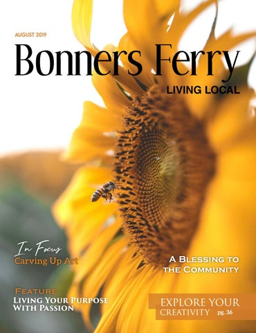 August 2019 Bonners Ferry Living Local by Living Local 360