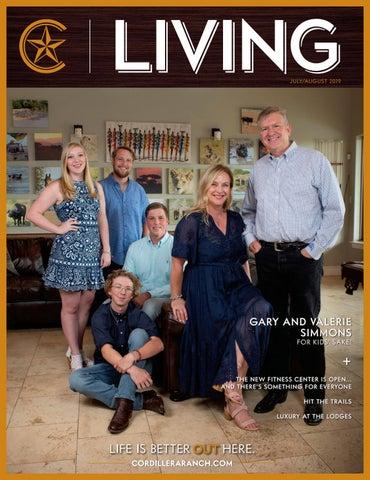 Cordillera Ranch Living Magazine: July-August 2019 by Cordillera