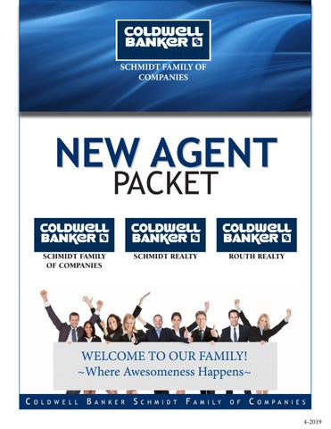Ohio - Agent Guide by Coldwell Banker Schmidt Family of