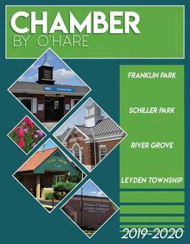 Chamber by O'Hare Business Guide by Town Square Publications