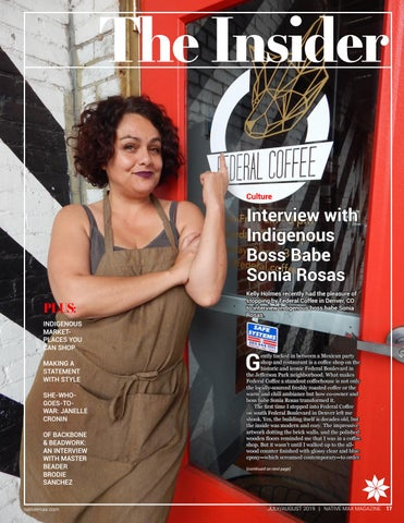 Page 17 of Interview with Federal Coffee Co-owner & Indigenous Boss Babe Sonia Rosas