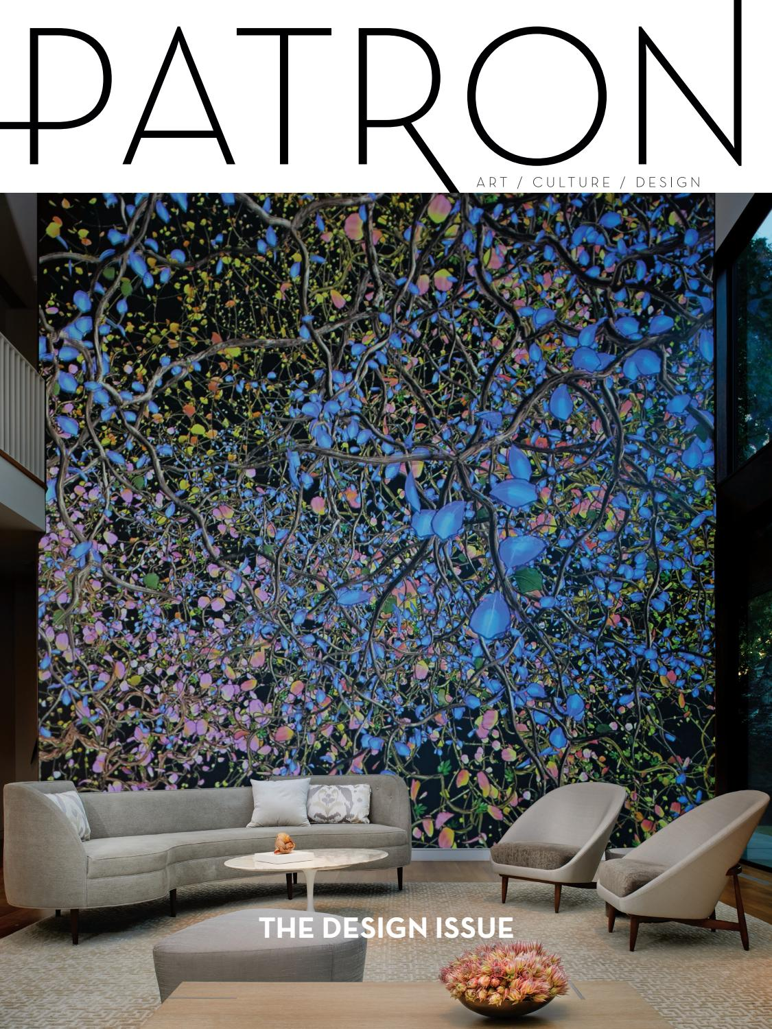 Patron S 2019 Design Issue Aug Sep By Patron Magazine Issuu