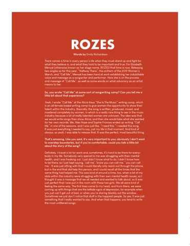 Page 14 of ROZES