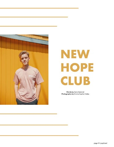 Page 19 of New Hope Club