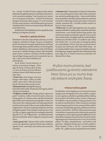 Page 7 of Jėzaus prisikėlimas ir išmintis kasdienybei