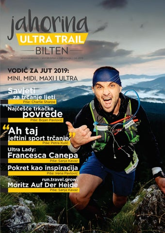 Page 1 of JUT JOURNAL ON TRAIL RUNNING