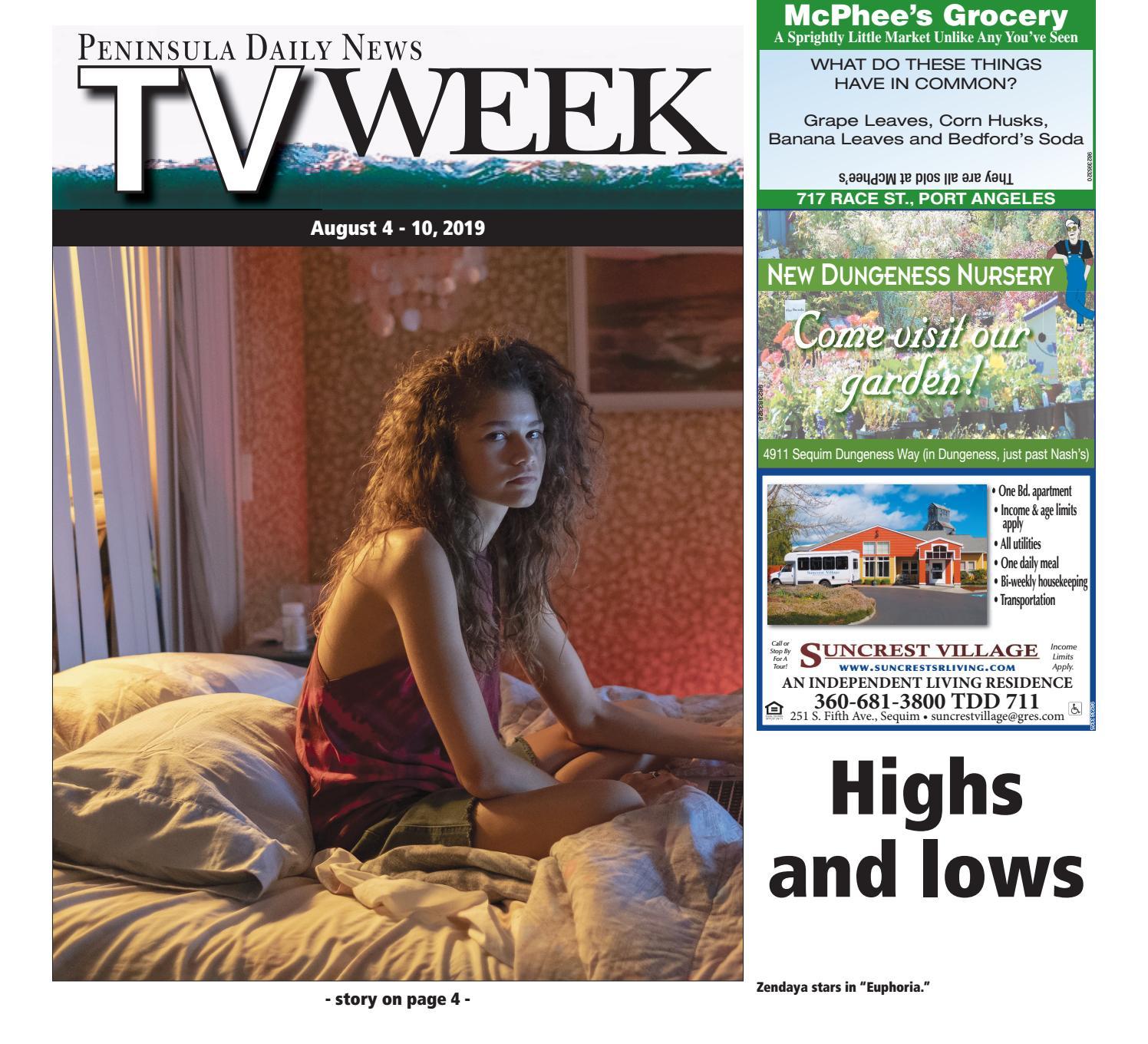 Tv Week Tv Week By Sound Publishing Issuu