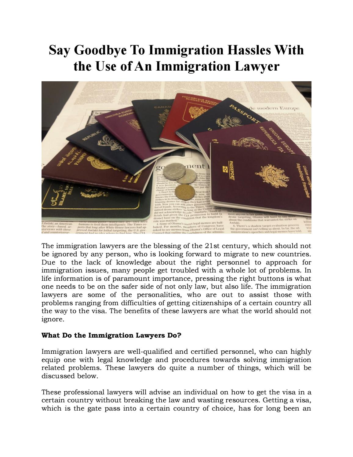 Immigration Lawyer Near Me