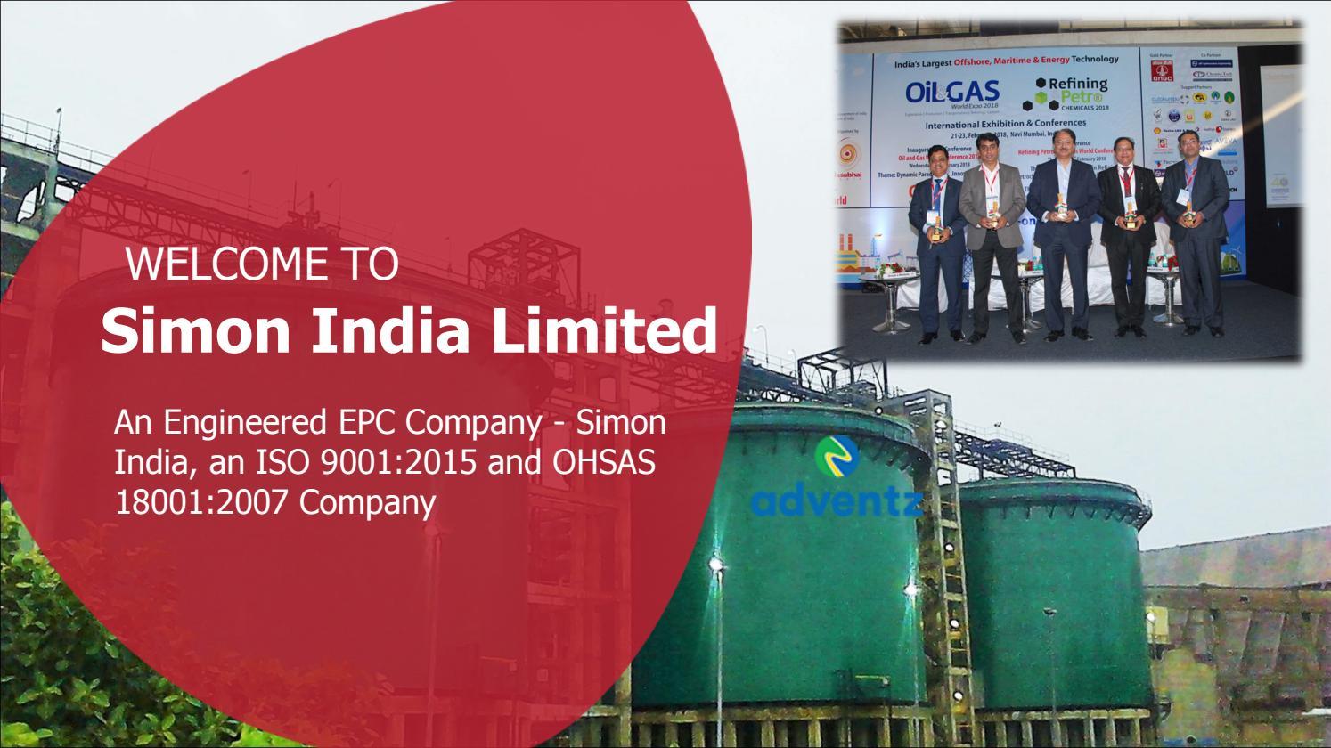 Oil and Gas EPC Company in Delhi NCR | Chemical EPC Company