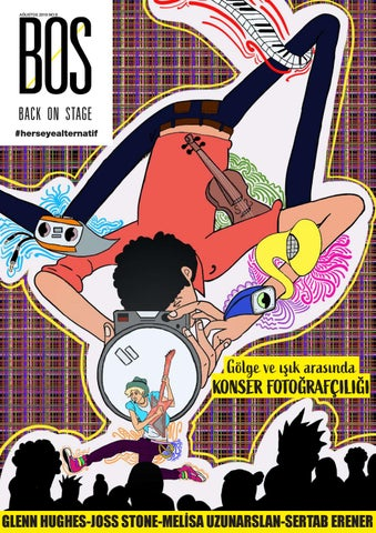 Back on Stage - No:9 by Back on Stage - issuu