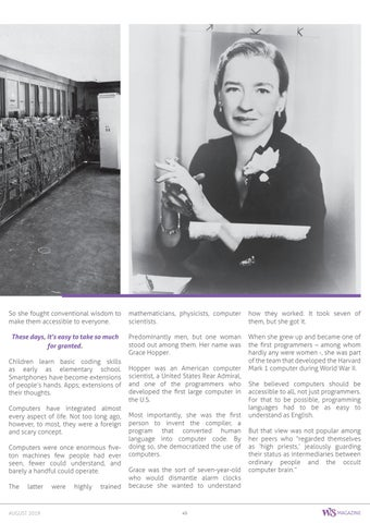 Page 45 of Grace Hopper: The Queen of Code