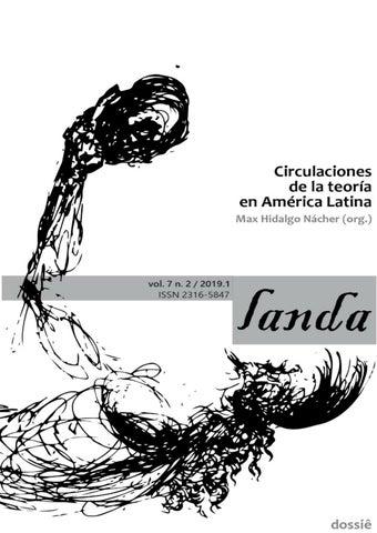 Dossiê Circulações Da Teoria Na América Latina By Revista