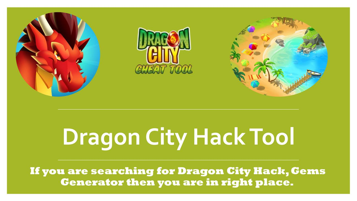 Dragon City Hack – Unlimited Gold GamesCrack.org