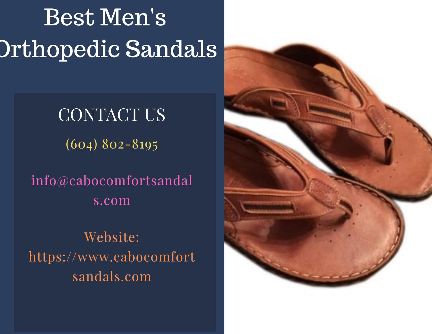 orthopedic sandals at Affordable Price