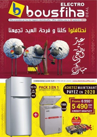 Catalogue Electrobousfiha aid adha