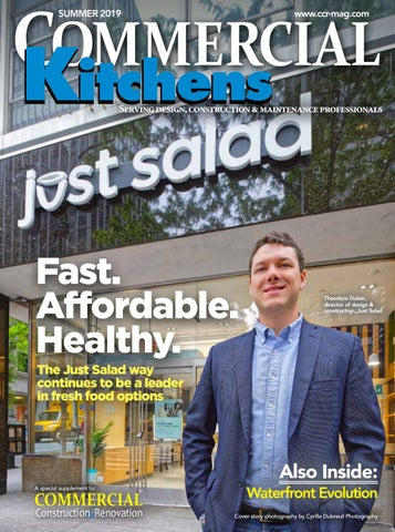 Page 131 of Commercial Kitchens - May/June 19