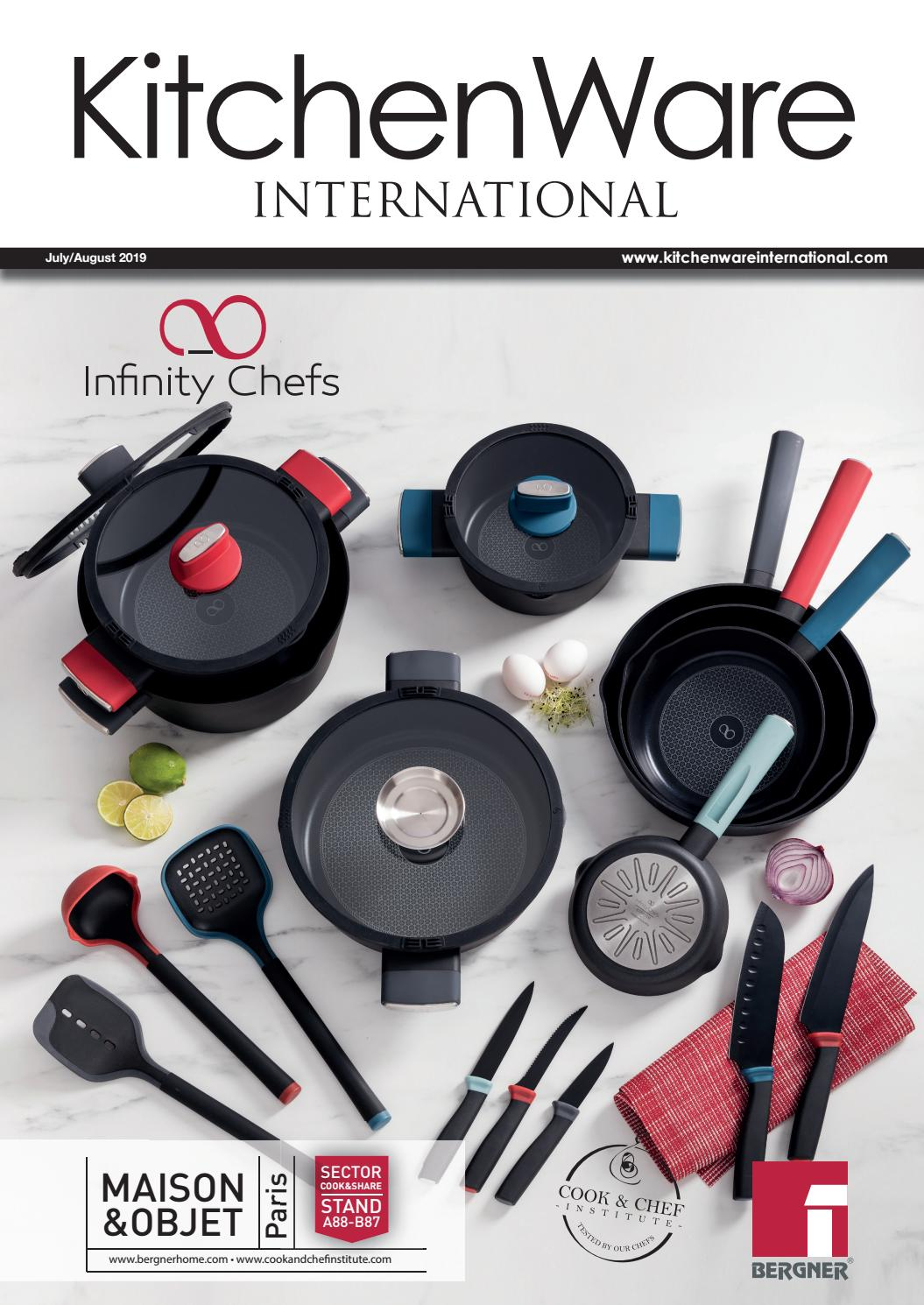 Kitchenware International July August 2019 By Lema Publishing Issuu