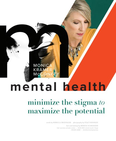 Page 60 of Mental Health: Minimize the Stigma to Maximize the Potential