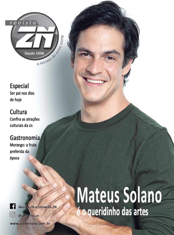 Revista Zn Agosto 19 Nº 205 By Revista Zn Issuu