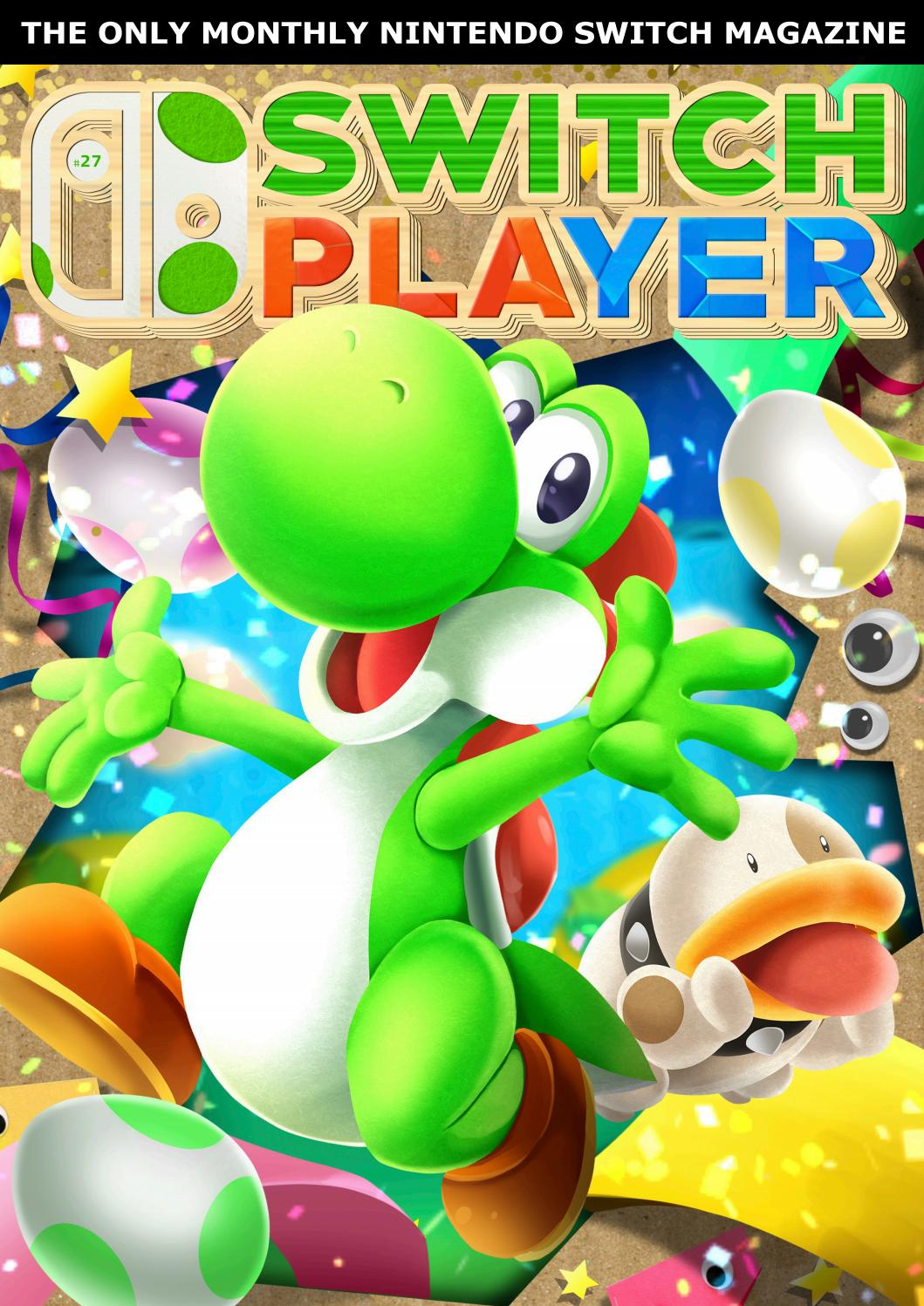 Switch Player 27 April 2019 By Switch Player Issuu