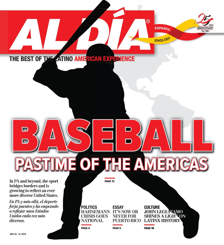 AL DIA News Print Edition May 24 - 31, 2019 by AL DÍA NEWS