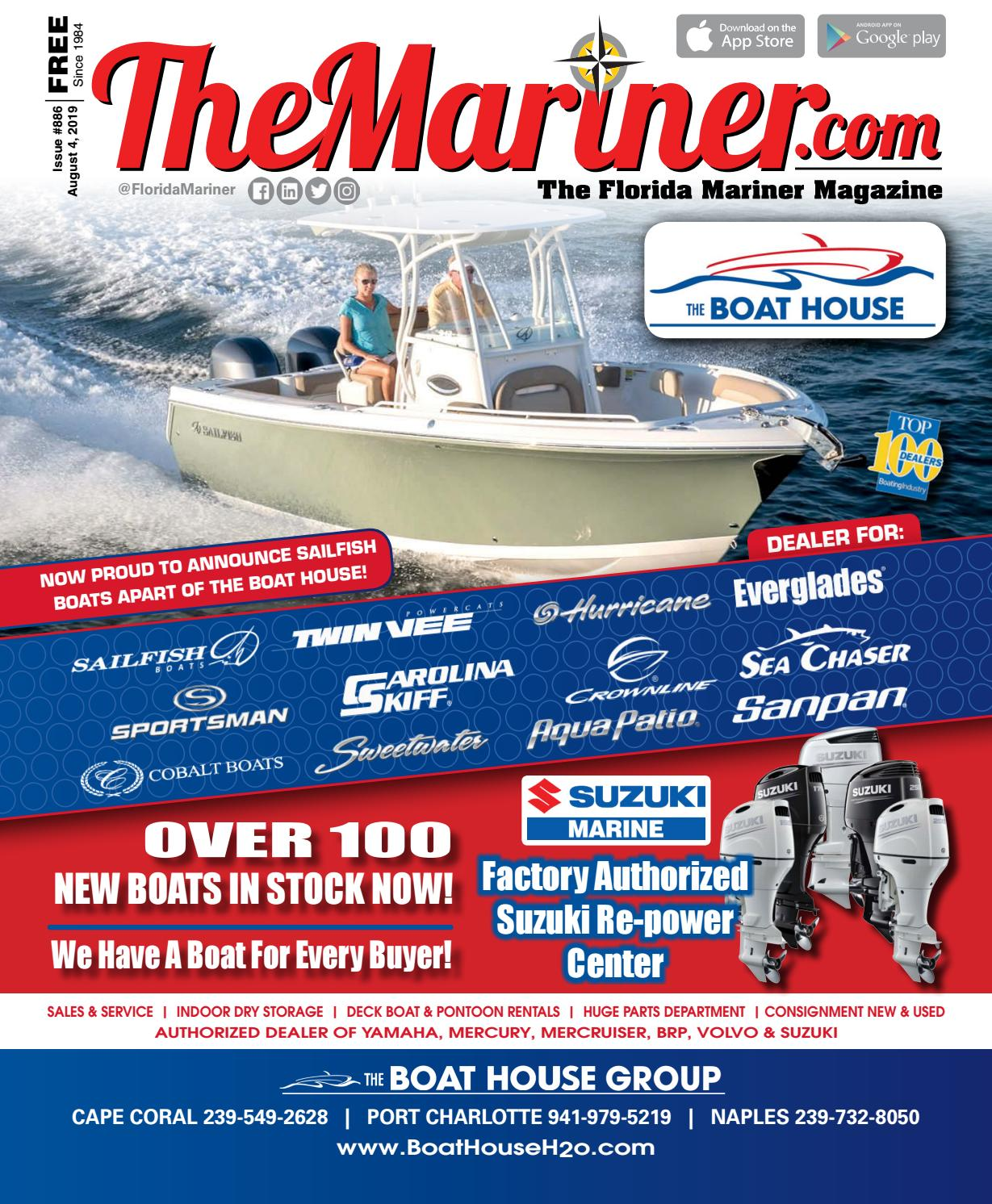 Issue 886 by The Florida Mariner - issuu
