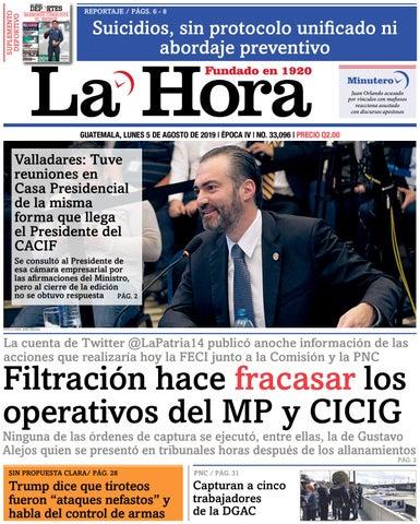 La Hora 05-08-2019 by La Hora - issuu