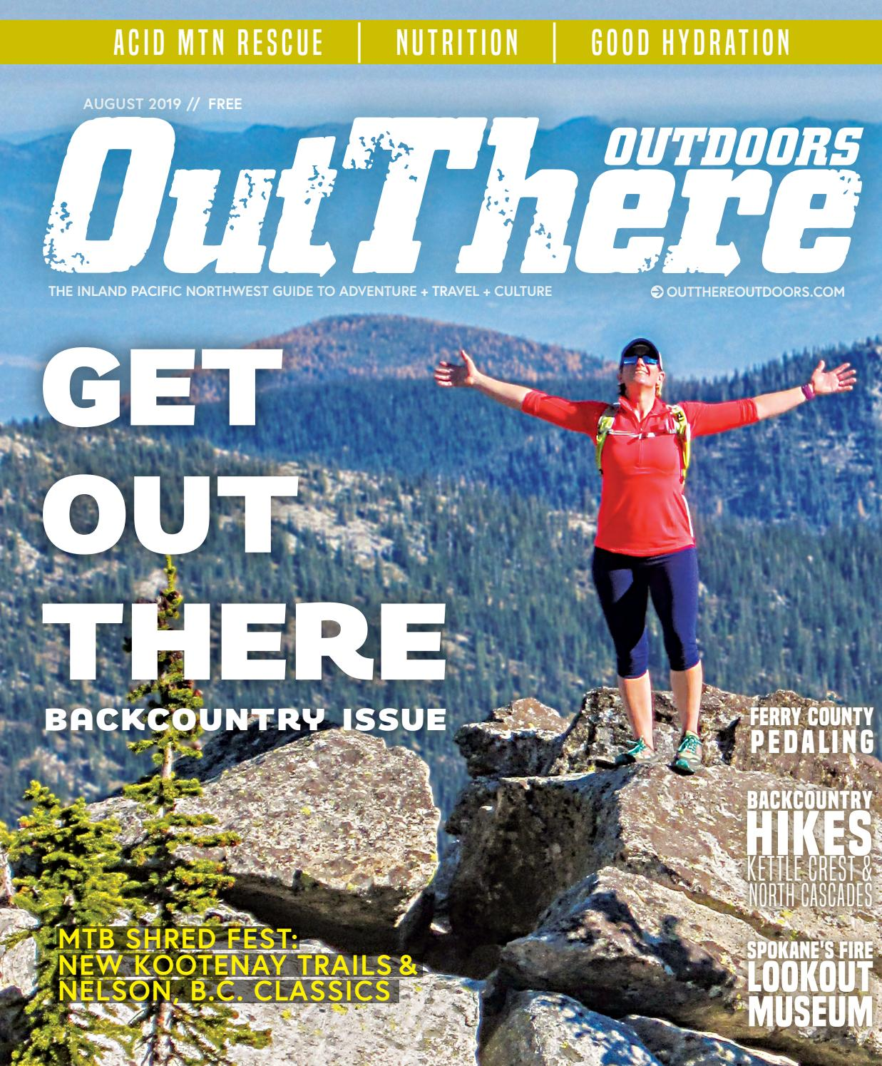 Out There Outdoors // August 2019 by Out There Outdoors - issuu
