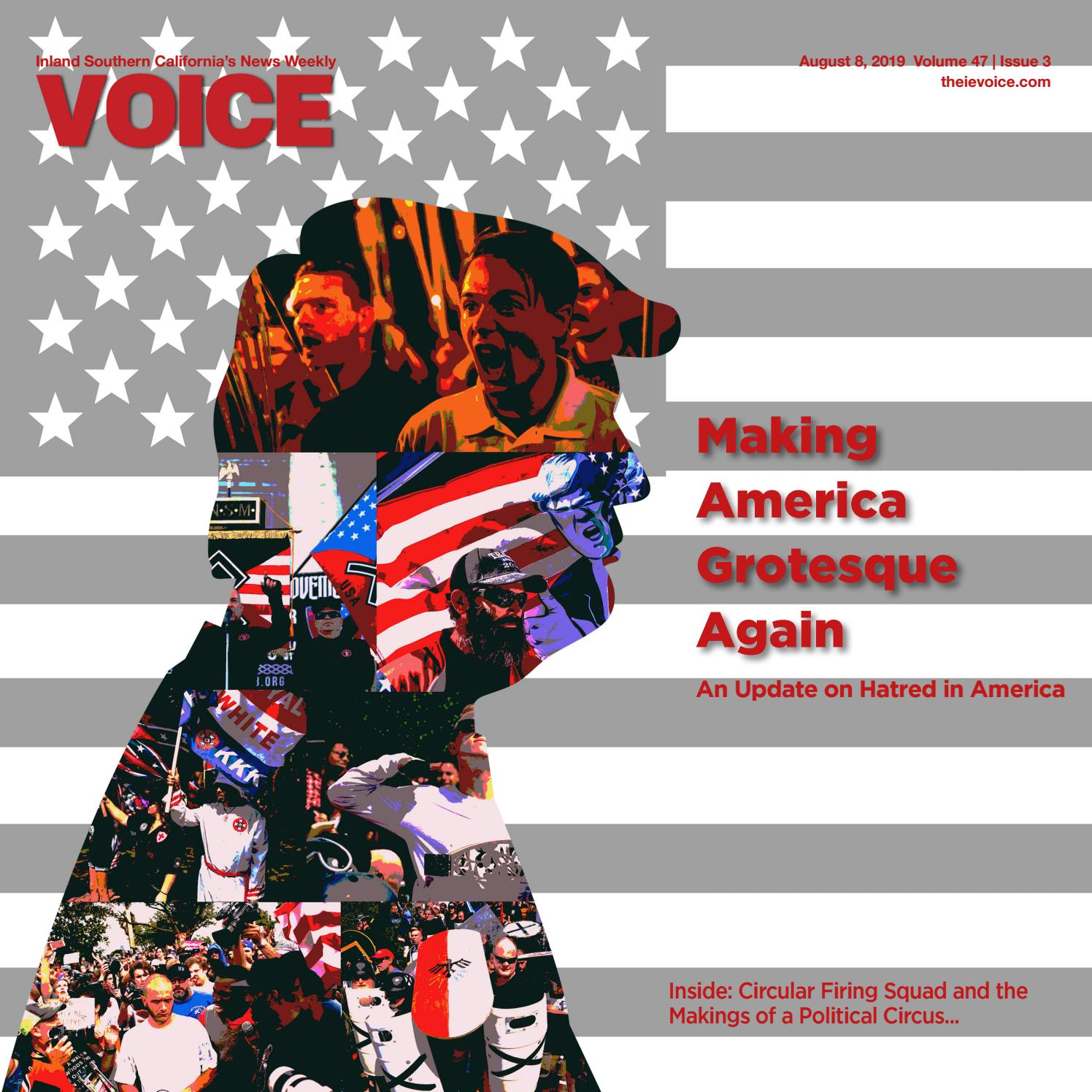 VOICE Issue August 8, 2019 by Brown Publishing Co - issuu