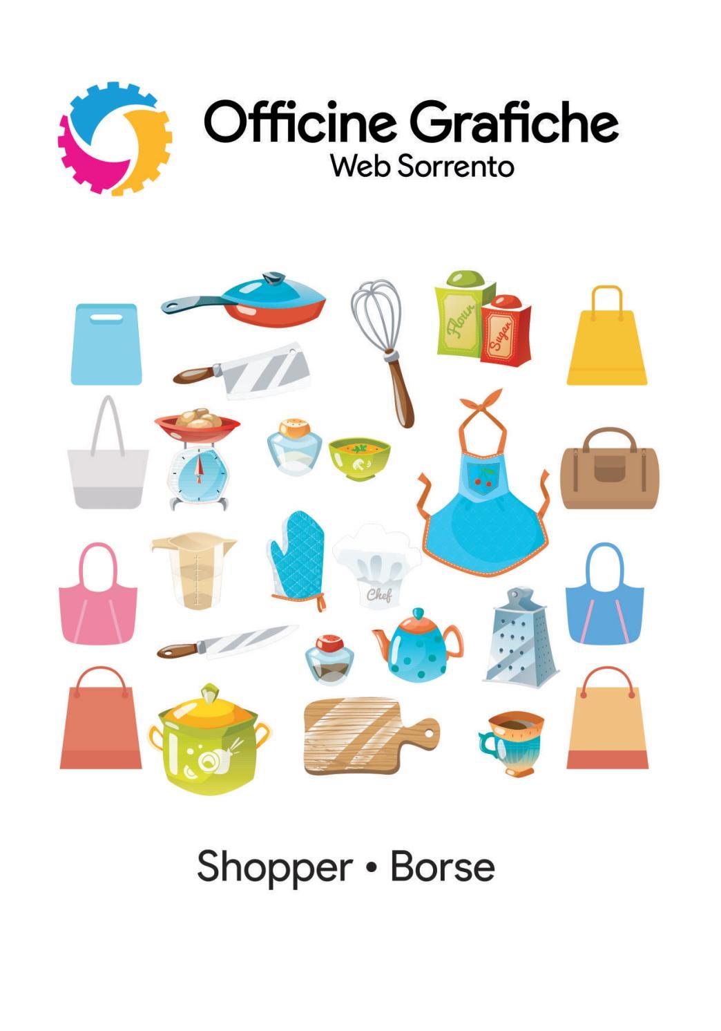Catalogo Shopper e Borse da personalizzare by roberto