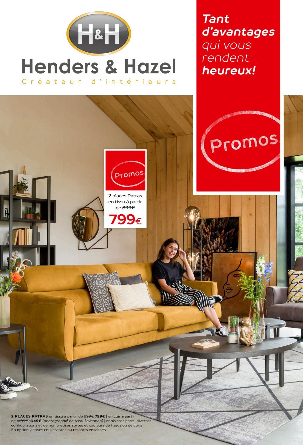 Meubles Henders Et Hazel interiors zaventem - folder henders & hazel fr - 082019