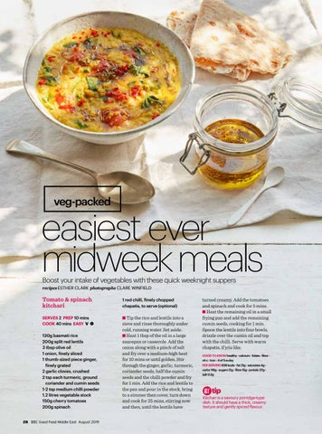 Page 30 of Easiest Ever Midweek Meals: Veg-Packed