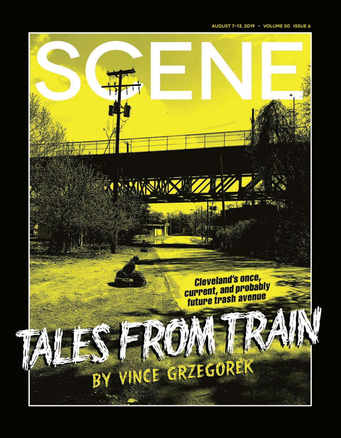 Scene August 7, 2019 by Euclid Media Group - issuu