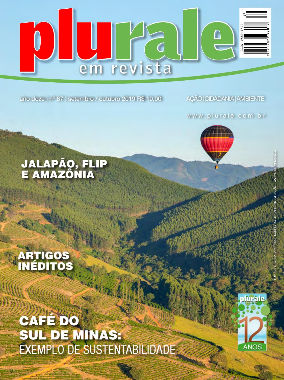 Plurale Em Revista Edicao 67 By Prodweb Issuu