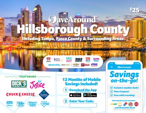 Hillsborough County, FL by SaveAround - issuu