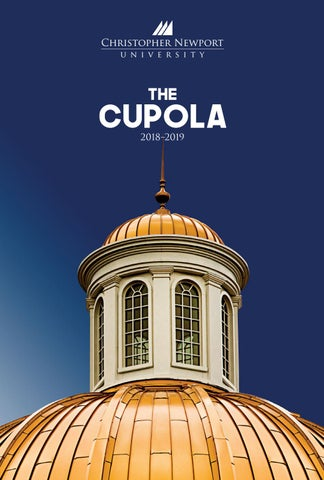The Cupola 2019 by Christopher Newport University - issuu