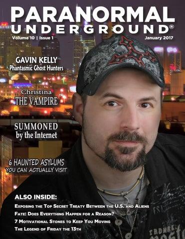 January 2017 Paranormal Underground by Paranormal