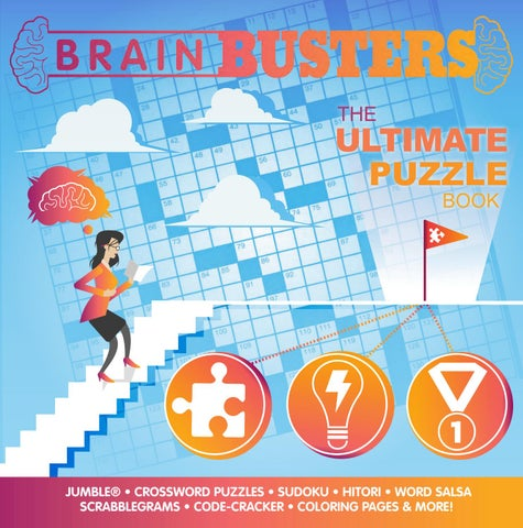 Brain Busters The Ultimate Puzzle Book By Santa Maria Times Issuu