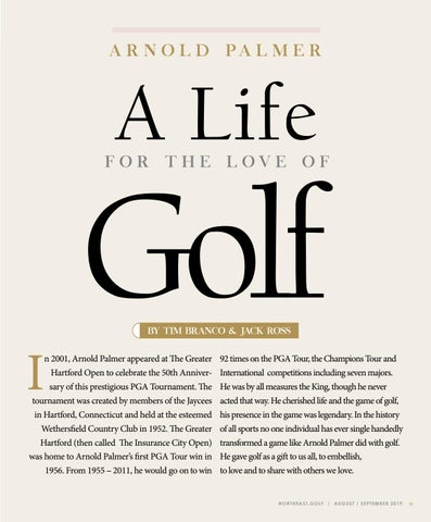 Page 13 of A Life For the Love of Golf