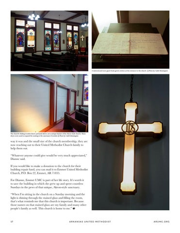 Page 18 of Four Churches Join Forces, Provide a Home for the Homeless