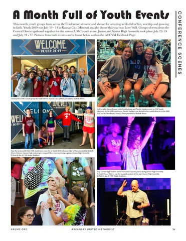 Page 27 of A Month Full of Youth Events