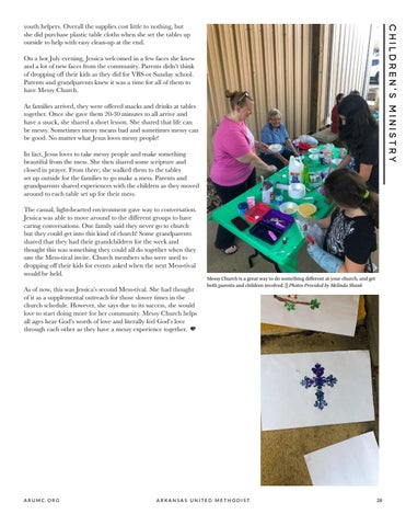 Page 29 of Messy Church Helps All Ages Feel the Love of God